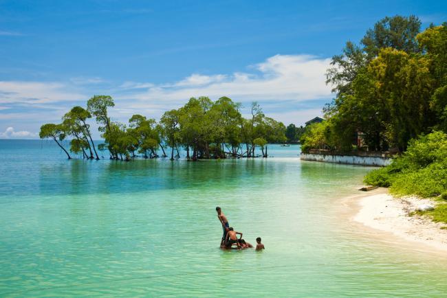 Andaman Turquoise Sea